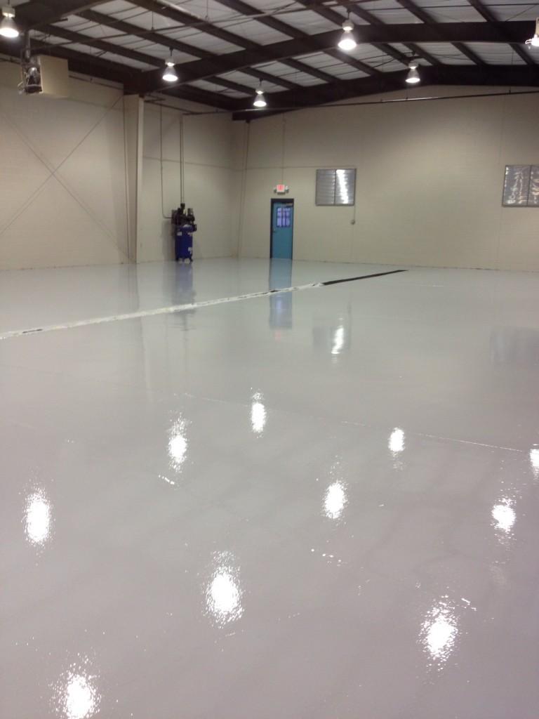 Commercial Garage Flooring Nashville, TN TKO Concrete