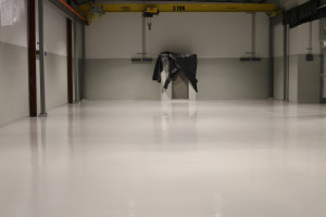 Epoxy Flooring at Novamet, Lebanon, TN
