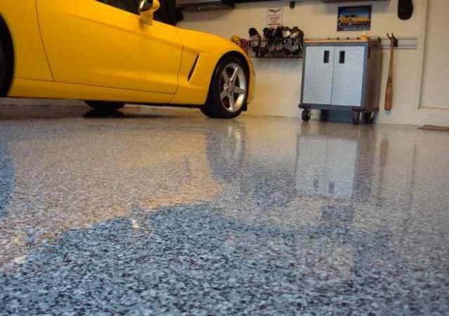 Premier Garage Flooring Nashville TN TKO Concrete