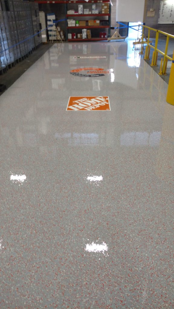 Tko Concrete Epoxy Flooring Contractor