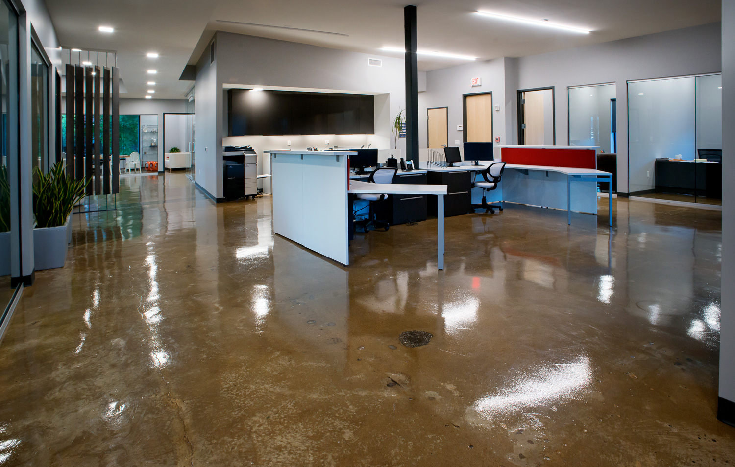 Commercial Epoxy Floors Nashville