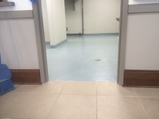 Flooring For Commercial Kitchens | TKO Concrete Nashville, TN