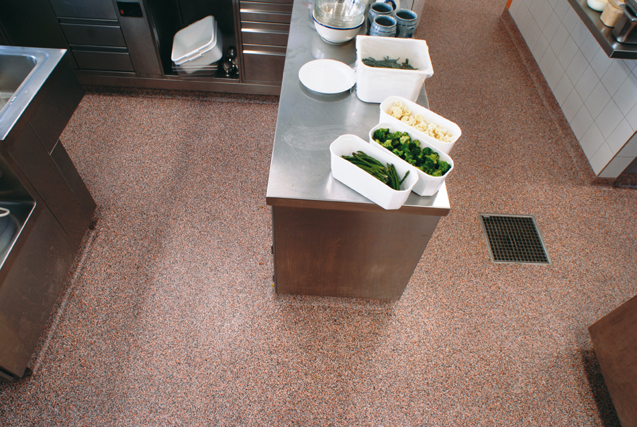 Restaurant Kitchen Flooring Materials