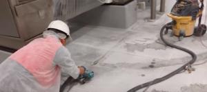 Concrete Restoration Leabon, Urethane Cement