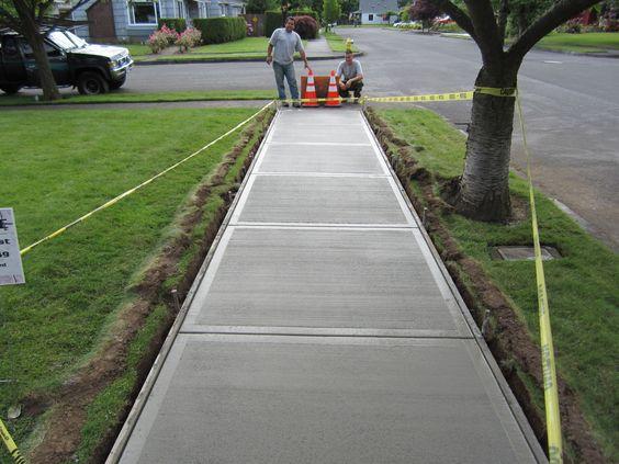 Concrete Pouring & Finishing | TKO Concrete