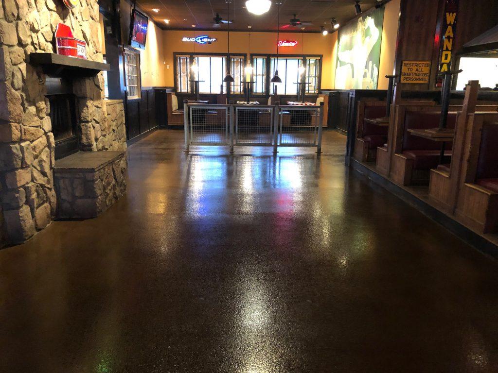 Commercial Flooring Nashville Tko Concrete Tko Concrete